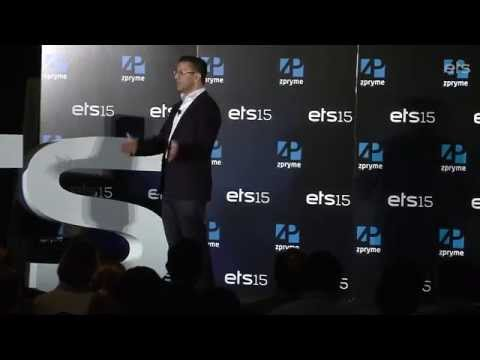 ETS15 Keynote: Badar Khan, Direct Energy, The Future of Energy