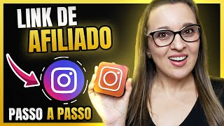 LINK de Afiliado no Instagram - Como Colocar LINKS no INSTAGRAM para Divulgar como Afiliado Hotmart
