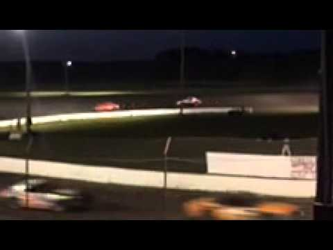 I-90 Speedway HobbyStock finish - 5/30
