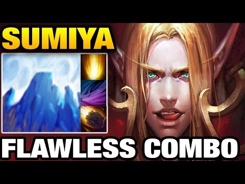 SUMiYa Invoker Show Match [2 Games] 1 Kill per Minute Dota 2