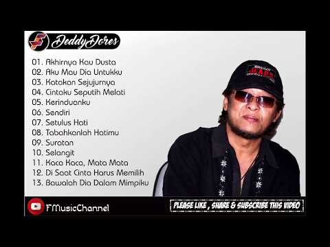 Deddy Dores Full Album The Best Song - Lagu Pilihan Terbaik Cover 2018 (by Fmusic Channel)