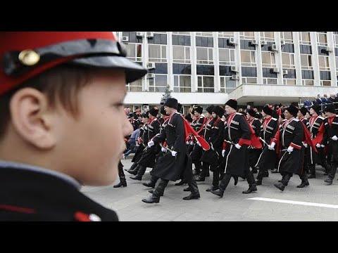 شاهد احتفالات القوزاق بذكرى الخلاص من القمع إبان الحقبة السوفياتية…  - نشر قبل 2 ساعة