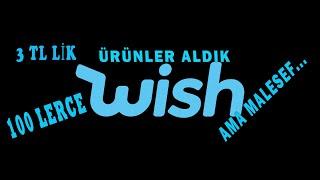 wish.com dan 100 lerce 3 tl lik ürün aldık ama.... screenshot 3