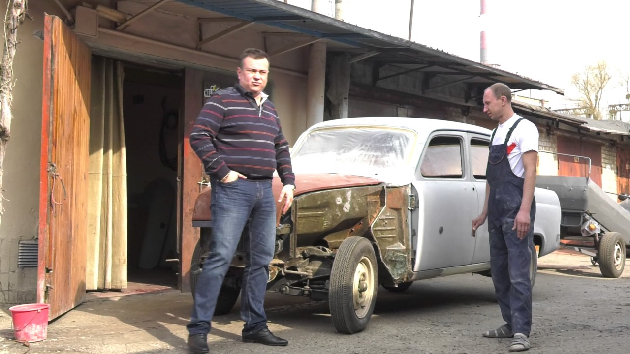 Москвич 403 1964 г. Часть 4  Реставрация продолжается, а с ней и новые проблемы