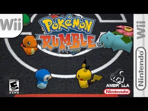 Longplay Of Pokémon Rumble