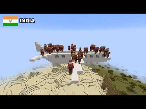 Some places portrayed by Minecraft (Part 2)