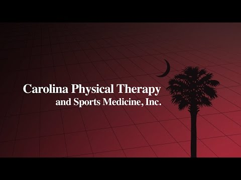 Welcome to Carolina Physical Therapy Online