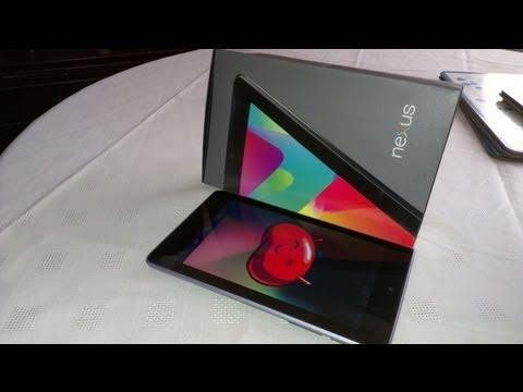 Google Nexus 7 32GB Tablet REVIEW