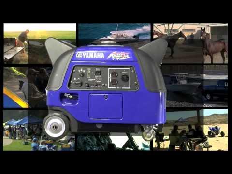 Yamaha EF3000iSE Generators
