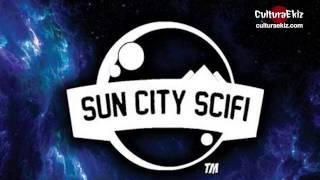 Sun City SciFi 2014 Anuncio por Maiky Borrell