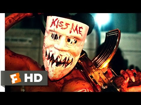 The Purge: Election Year - Killing Party In The USA Scene (2/10) | Movieclips