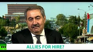ALLIES FOR HIRE? Ft. Hoshyar Zebari, Former Iraqi Minister Of Foreign Affairs