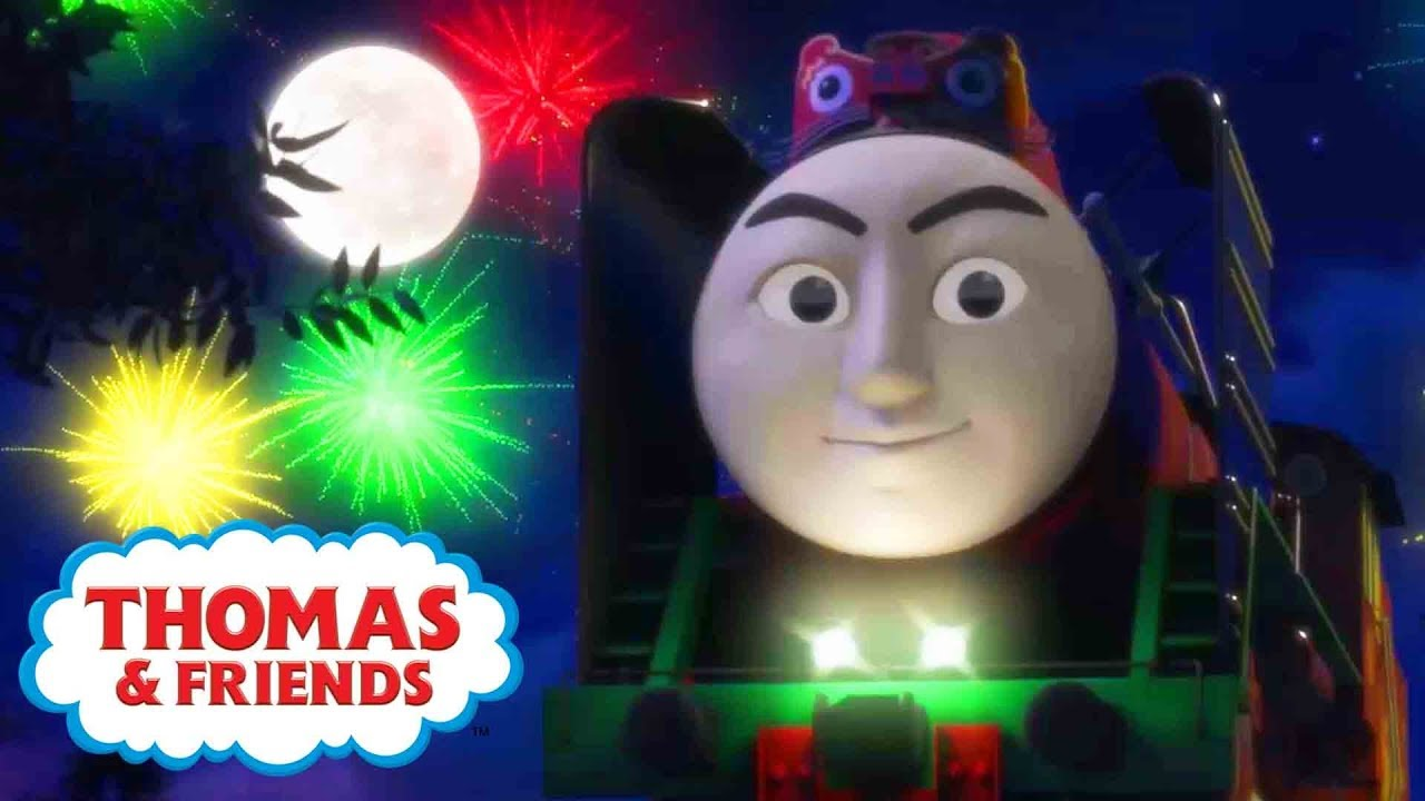 Download Thomas & Friends UK ⭐ Friends From All Around The World 🌍Videos For Kids