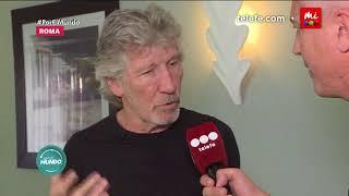 ¡Mano a mano con Roger Waters! - Por el Mundo 2018