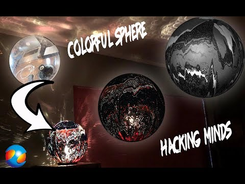 Zailong Hacking Minds Finding NEW Planet zailong Colorful sphere