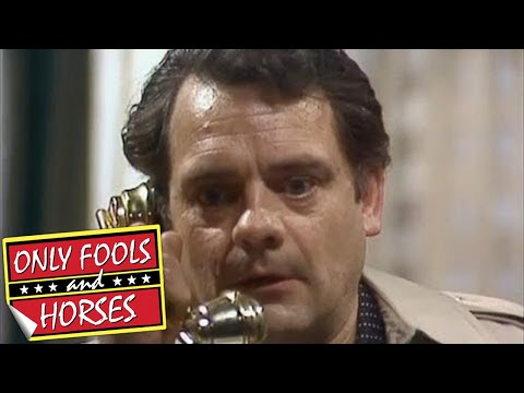 Tim the American Talking Clock - Only Fools and Horses - BBC
