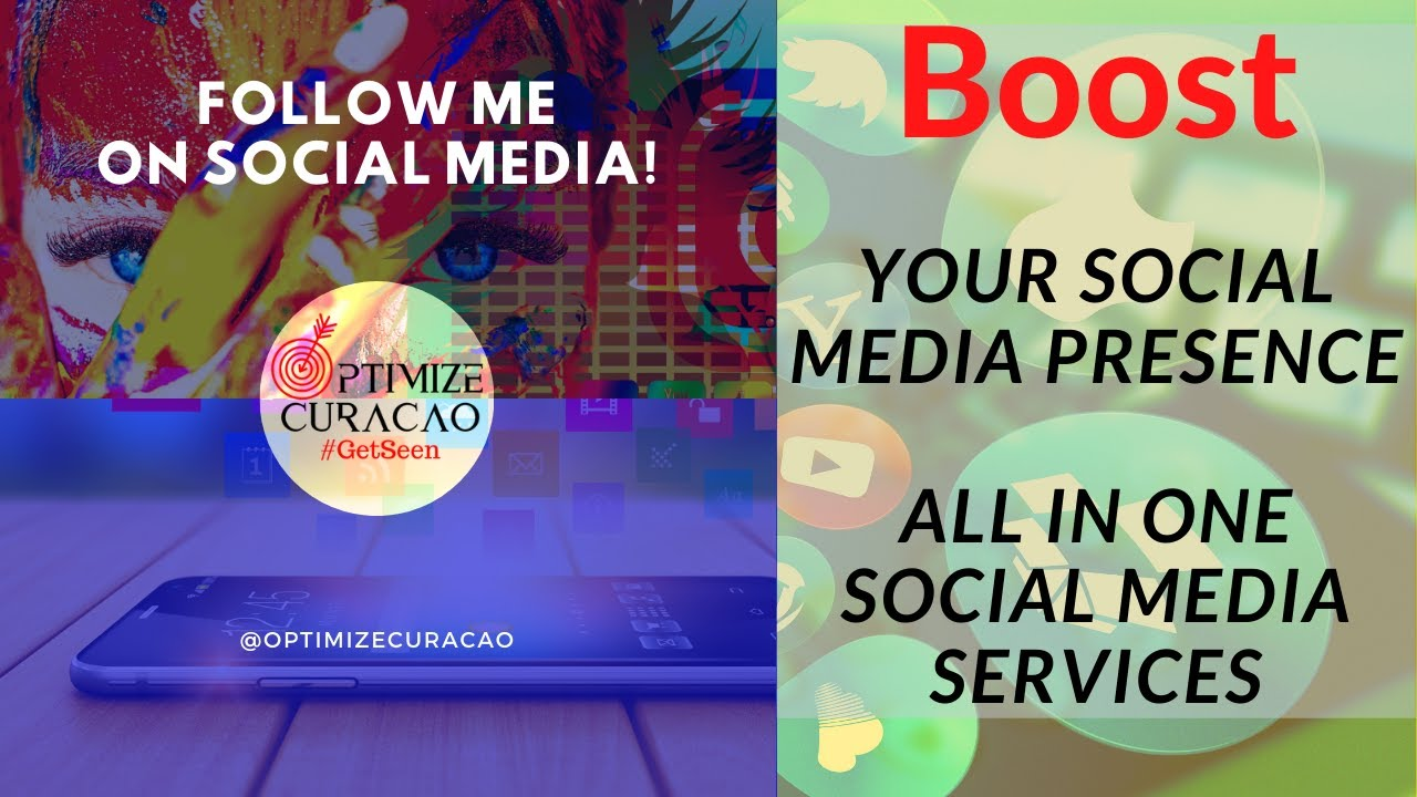 Social Media Marketing Agency Curacao - Optimize Curacao