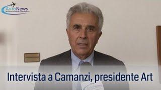 Intervista a Camanzi, presidente Art