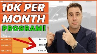 Learn how to make money online with the best affiliate marketing program! my favourite ways money... full ecom training + mentorship 👉https://ecomeli...