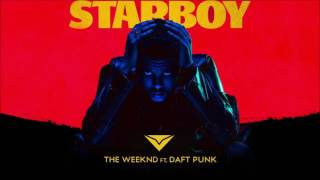 The Weeknd - Starboy featuring Daft Punk (Clean)