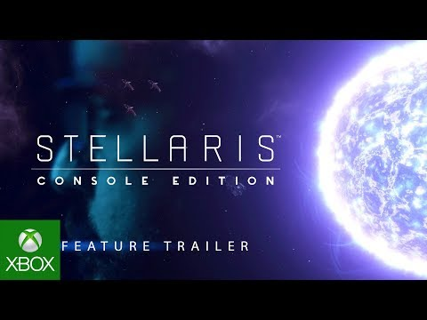 Stellaris: Console Edition - Feature Breakdown