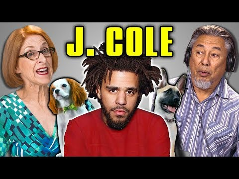 ELDERS REACT TO J COLE ATM, Work Out, Apparently