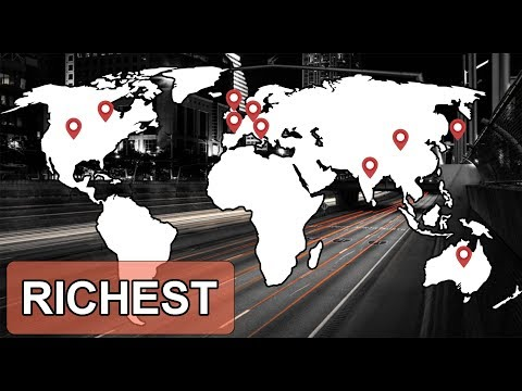 Top 10 Richest Countries by Total Wealth 2018