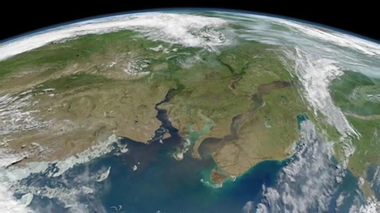 La mejor vista de la Tierra desde el Espacio  YouTube