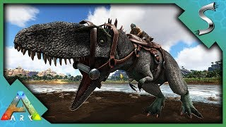 THE SEARCH FOR SOMETHING TO TAME! TYRANNOTITAN TAMING! - Ark: Jurassic Park [E26]
