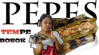 |||DAPUR AYU||| RESEP PEPES TEMPE BOSOK DIHONGKONG