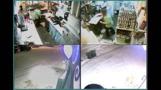 CCTV Footage of Serial Killer Israel Keyes Abducting His Victim