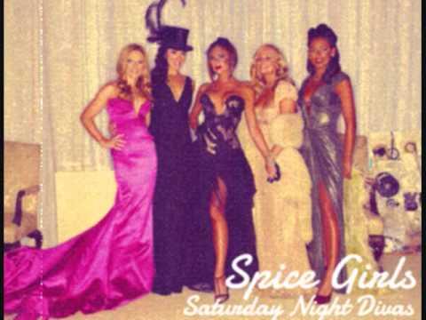 Spice Girls - Saturday Night Divas