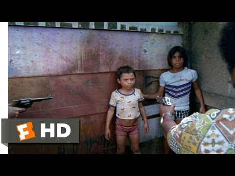 City of God 310 Movie   Shall I Shoot You in the Hand or Foot? 2002 HD
