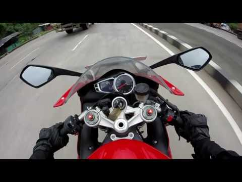 Daytona675 Monsoon times 1