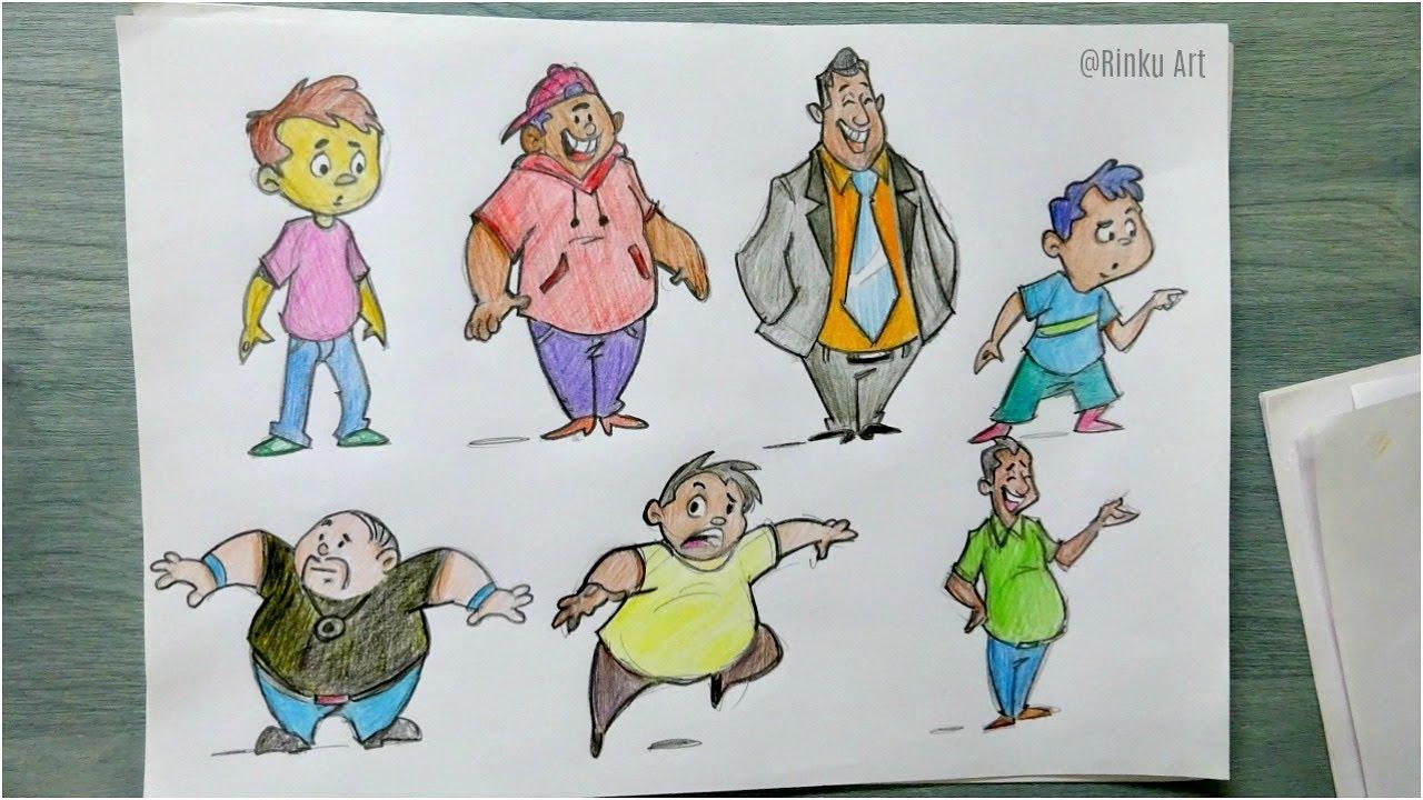 Character Design Tips And Tricks : Design your own cartoons cartoon ankaperla