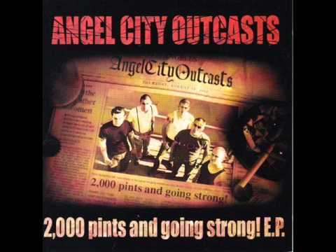 Angel City Outcasts - CDC Boot Party (w/lyrics)
