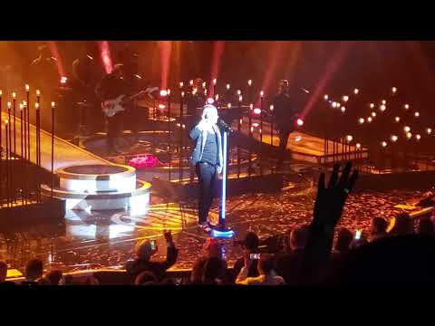 Robbie Williams/Angels/Las Vegas 3/16/19