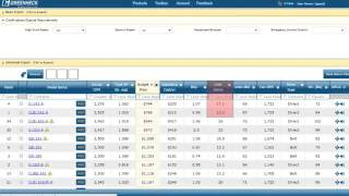 eCAPS® Online Fan Selection Suite