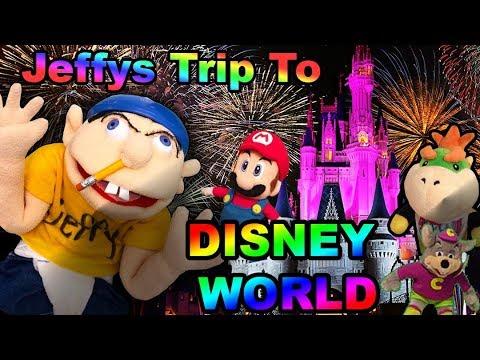 SML YTP: Jeffy Goes To Disney World!