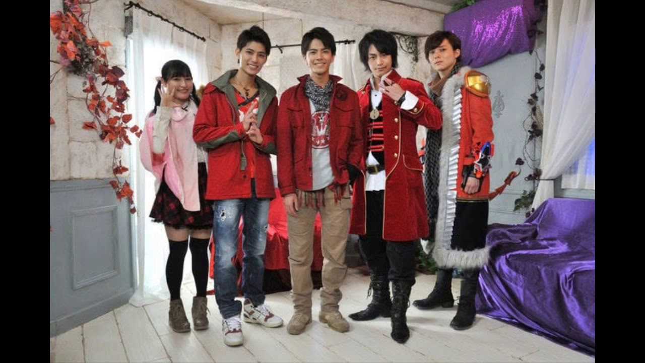 Super sentai strongest battle episode 1 who is the strong - 1 8