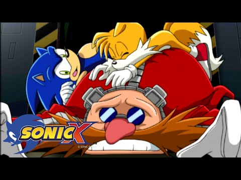 SONIC X Ep30 - Head's up, Tail