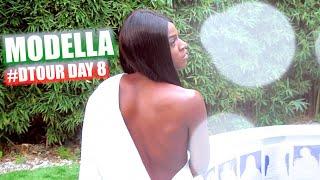MODELLA | #DTOUR DAY 8