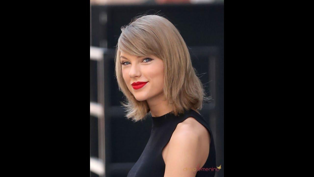 tendencias corte de pelo mujer cortes de pelo media melena