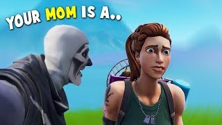 I played Fortnite Playground at 3am and met the most Toxic kid... (Rated R)