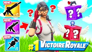 LOOT ALÉATOIRE IN WHAT SPECIAL TROLL FORTNITE!