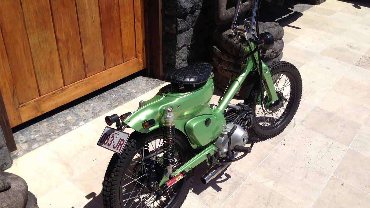 honda c 90 youtube rh youtube com Honda Cub Custom Honda 60 Cub