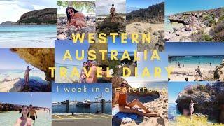 Western Australia Travel Diary! 1 week in a van