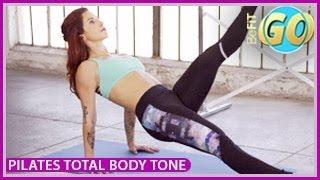 Pilates Total Body Tone Workout: 20 Min- BeFiT GO