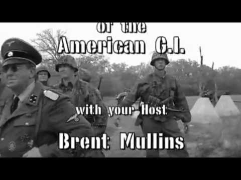2013 Open House WWII Battle Reenactment  - Museum Of The American G.I.