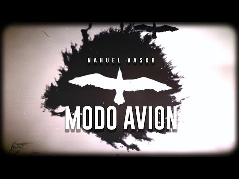 Nahuel Vasko - Modo Avión (feat. Julie Winter) [Lyric Video]